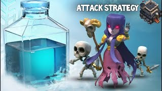TH9 Mass Witch + Freeze Spell is Crazy Powerful! Clash of Clans