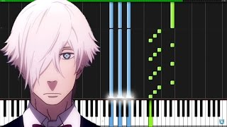 Moonlit Night - Death Parade [Piano Tutorial] (Synthesia) // Zeila