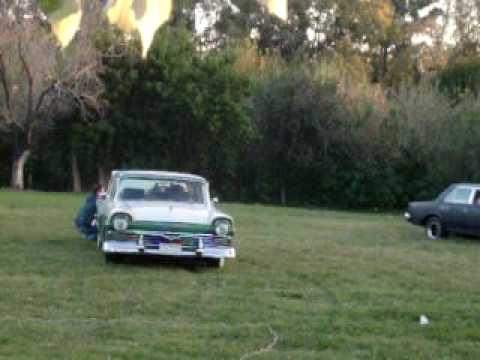 Trompos Rambler Car Club Argentina En Parque Roca Youtube