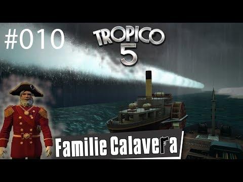 Let's Play Tropico 5 / Die Welle #010  / (German/Deutsch) / Rollenspiel