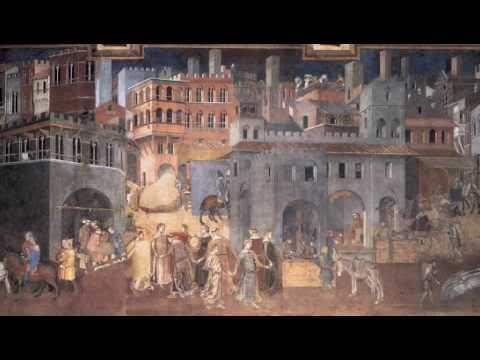 Francesco Landini: Amor mi fa cantar (ballata - instrumental)