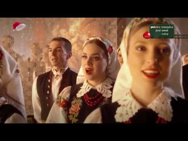 Mazowsze - Wsród nocnej ciszy - polskie kolędy