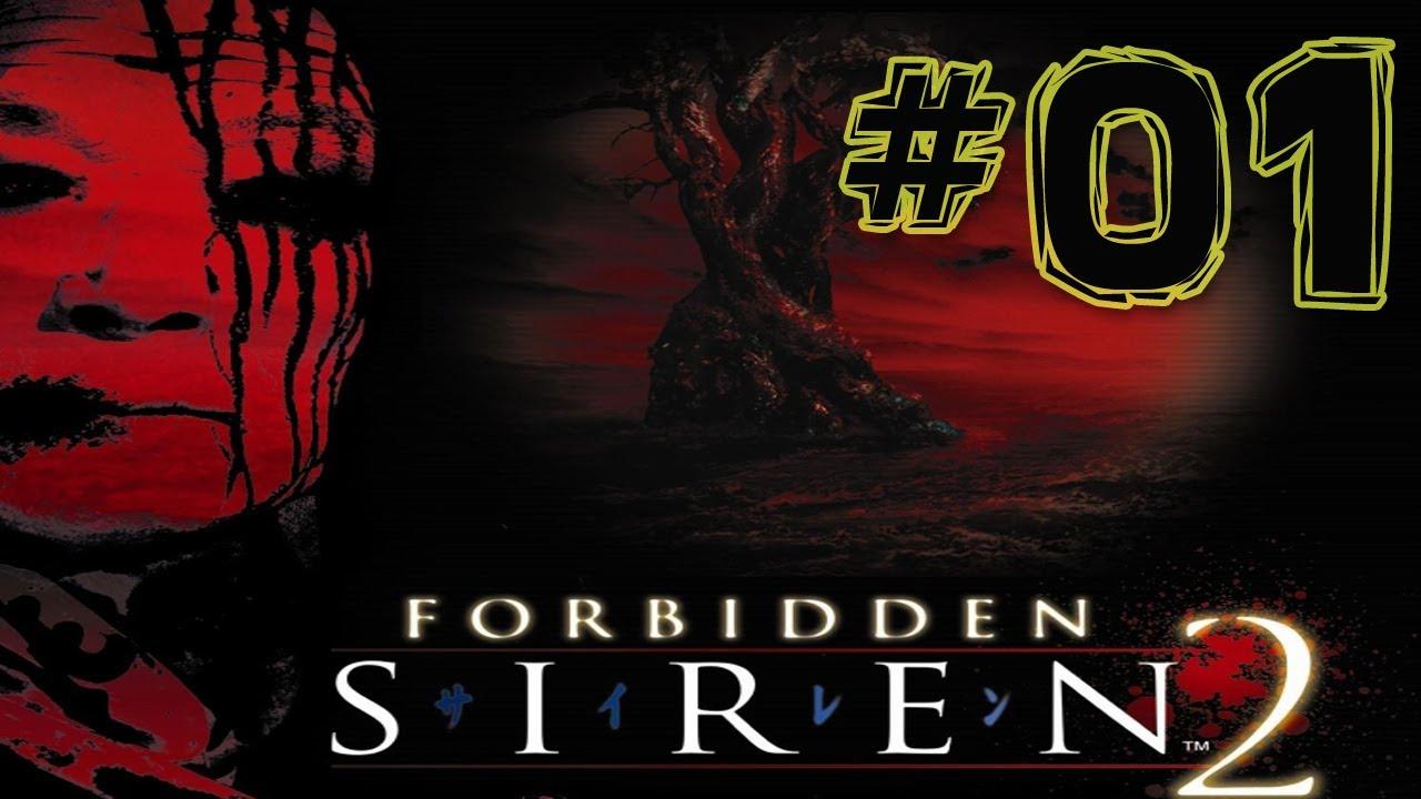 01 Forbidden Siren 2 Episode 1 Shu Mikami 2 Mamoru Itsuki