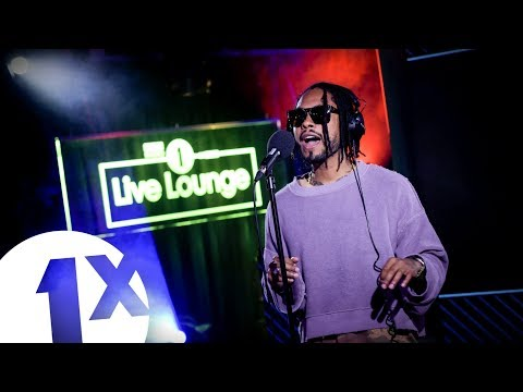 Miguel - On My Mind (Jorja Smith cover) 1xtra Live Lounge