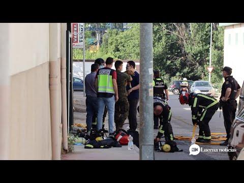 VÍDEO: Una explosión destruye parcialmente la empresa Ferroaras en un día con dos incendios en empresas lucentinas