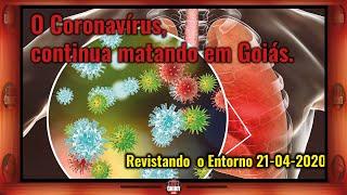 Coronavírus está matando no Entorno do Distrito Federal