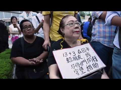 Three Years Later - The Umbrella Movement