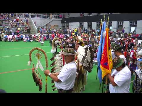 2016 Shakopee Mdewakanton Sioux Community Wacipi Grand Entry