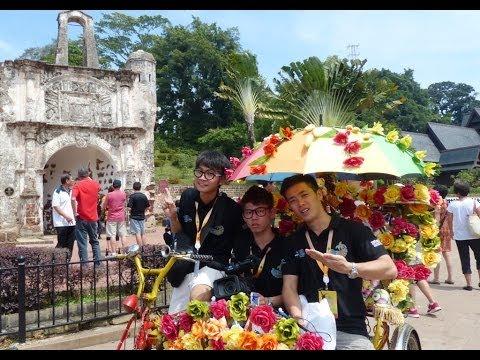 Unesco Malacca City & Hang Tuah Heritage Village