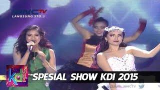 "Gambar cover Erie Suzan ft. Zaskia Gotik "" Kereta Malam "" - Spesial Show KDI (12/5)"