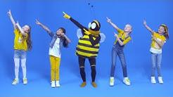 Lichterkinder - Guck mal diese Biene da (Offizielles Tanzvideo) | Kinderlied zum Tanzen und Bewegen