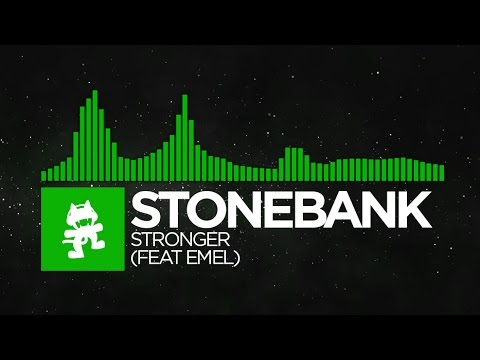 Hardcore  Stonebank  Stronger feat EMEL Monstercat Release