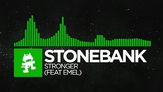 [Hardcore] - Stonebank - Stronger (feat. EMEL) [Monstercat Release] thumbnail