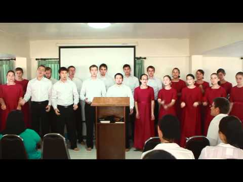 Lord I Lift You Name on High in Thai - IGo Student Choir 2010