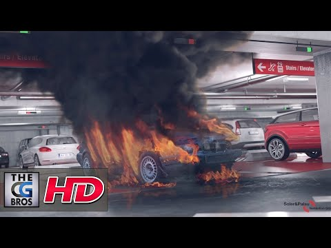 """CGI 3D Animated Spot: """"Soler & Palau V1""""  - by PIXELDREAMS"""
