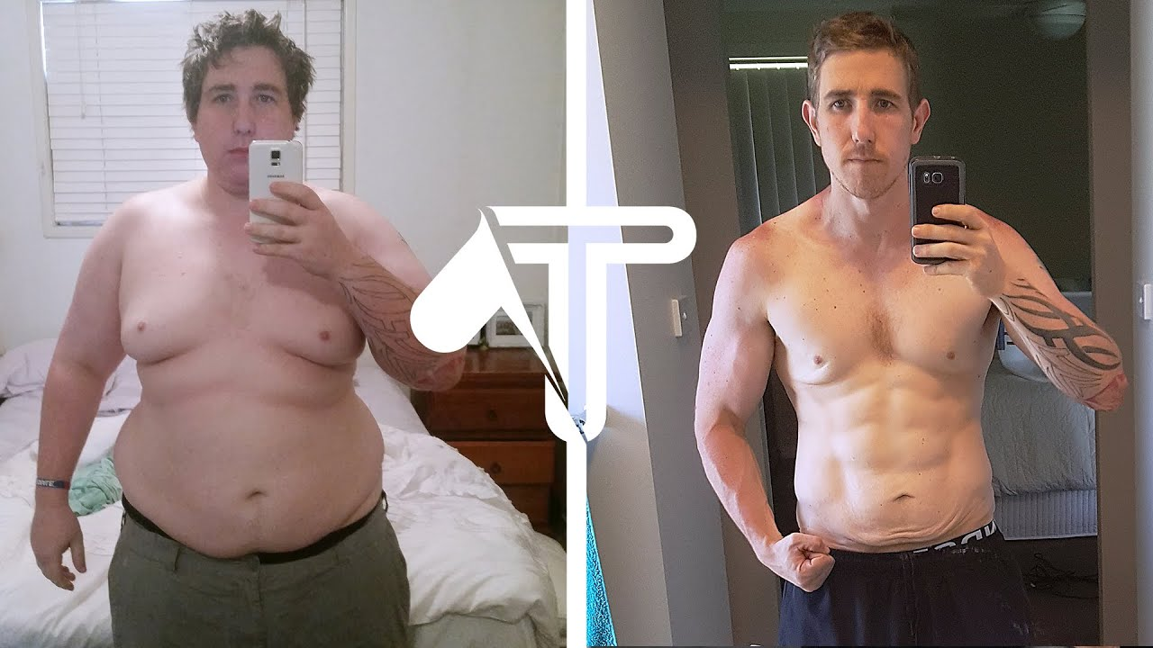 Cameron's EXTRAORDINARY 170 Pound Weight Loss ...
