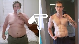 Cameron's EXTRAORDINARY 170 Pound Weight Loss - TRANSFORMATION