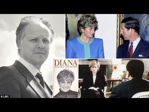 Charles's ex-press chief REVEALS the true shocking details behind Diana's crumbling marriage