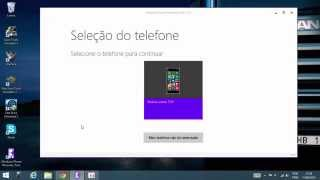 Restaurando o Windows Phone usando o Windows Device Recovery Tool