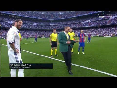Real Madrid vs FC Barcelona FC June 2017