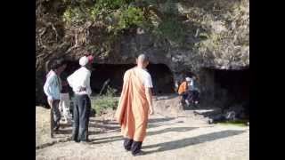 Buddhist Caves of Lohare--Wai--Satara--Maharashtra-India