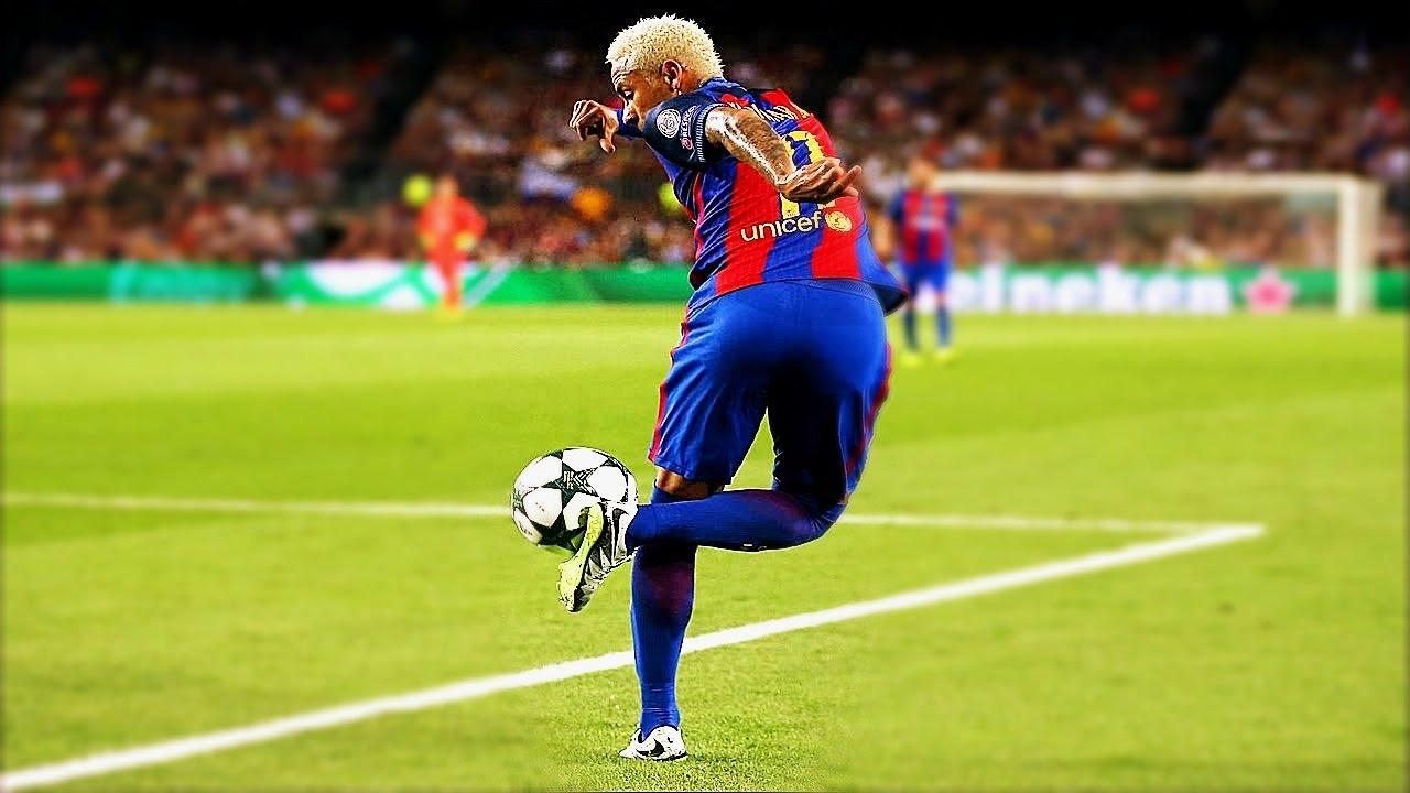 Neymar 2017 - Despacito | Dribbling Skills & Goals HD ...