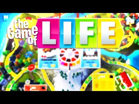 How To Become The RICHEST Man In The World - The Game Of Life (Board Game Sunday)