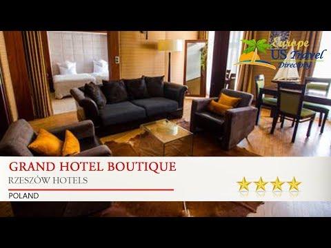 Grand Hotel Boutique - Rzeszów Hotels, Poland
