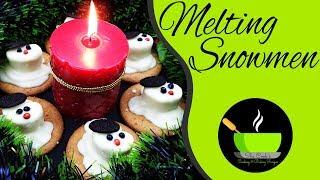 Melting Snowmen Recipe | DIY Holiday Treats | Christmas Recipes | No Bake Recipes