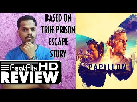 Papillon (2018) Crime, Drama, Mystery Movie Review In Hindi | FeatFlix