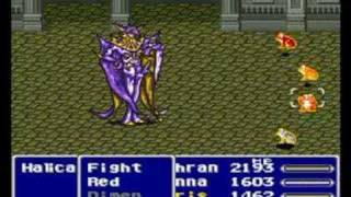 FF5 Boss Series - #36: Halikarnassos