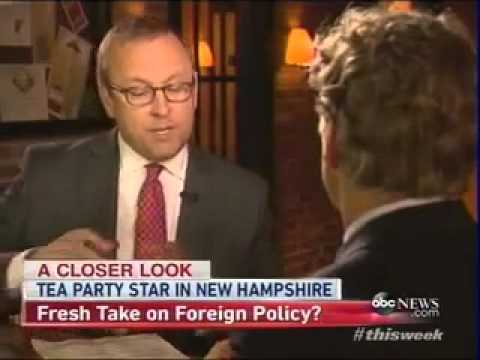 Rand Paul: 'Right There' with Reagain's Foreign Policy