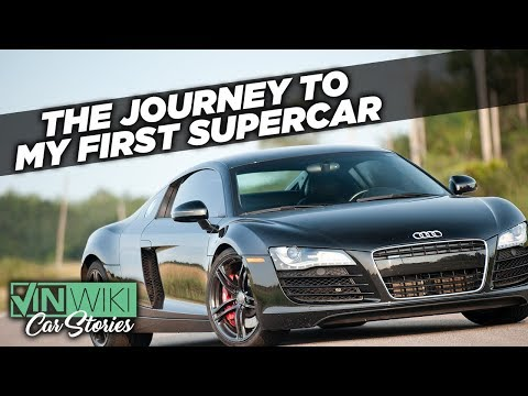 How 50 Shades of Gray helped me get my first supercar
