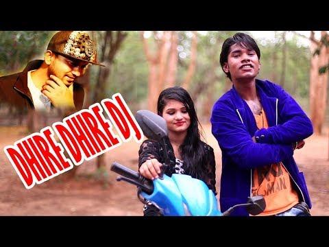 Dhire Dhire Dj Director by prabhas behera full HD video satyajeet ll Honeysh & Ambica