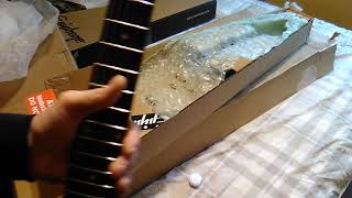 """Unboxing Epiphone Wilshire with P90's! Nice! """"Not A Review"""""""