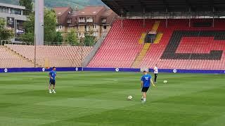 Trening reprezentacije BiH na Bilinom Polju thumbnail