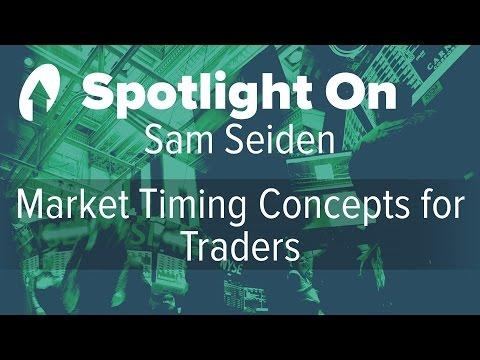 Spotlight On ... Sam Seiden