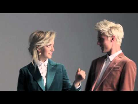 COLLECTIONS - Lucky Blue Smith et/and Daisy Clementine Smith