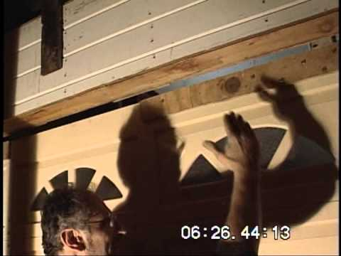 SF DBI GARAGE DOOR EARTHQUAKE TESTS 2