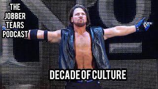 "Jobber Tears Podcast ""Decade of Culture "" S-5 Episode 12"