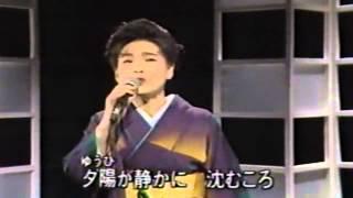 木浦の涙 中村美律子 Nakamura Mitsuko