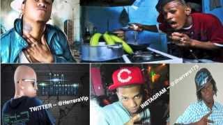 Black Point Ft Monkey Black, Shelow Shaq, Piddy Pablo, & Lolo El Microfono - Gastando Dinero