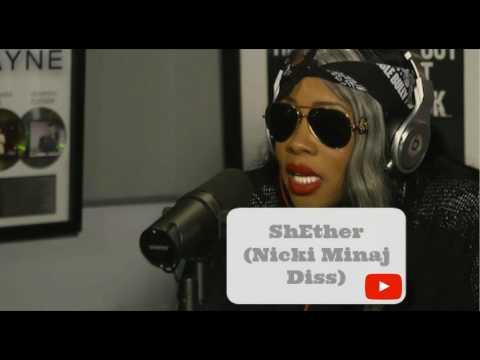 Remy Ma - ShEther [LYRICS] (Nicki Minaj Diss)