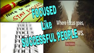 4 Simple Ways to Stay FOCUSED | Hindi | Madhu Bansal