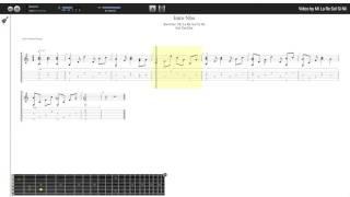 Intro Nhớ - Gạt Tàn Đầy (tab guitar Haketu)