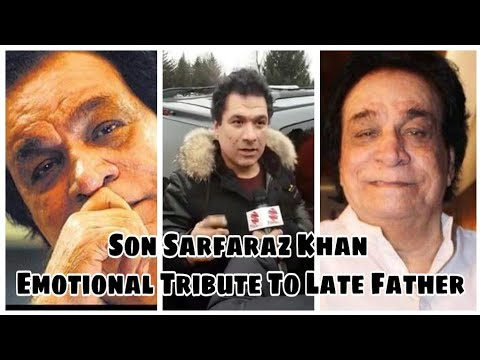 Kader Khan Funeral In Canada: Son Sarfaraz Khan's Emotional Tribute To Late Father | Mp3