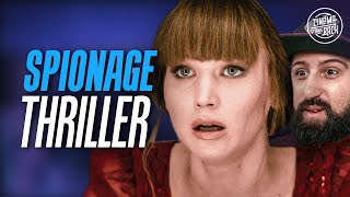 RED SPARROW - Kritik / Review | 2018