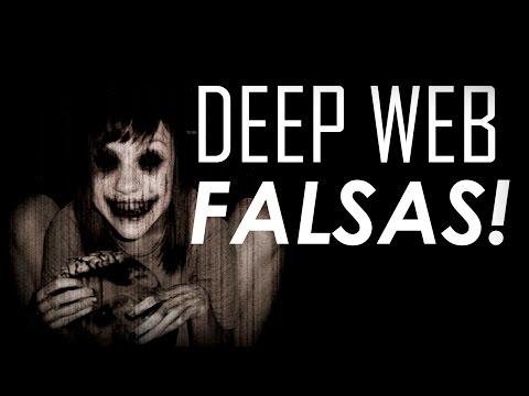 FOTOS FALSAS DA DEEP WEB!