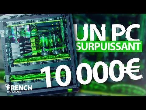 PC GAMER ULTRA PUISSANT!