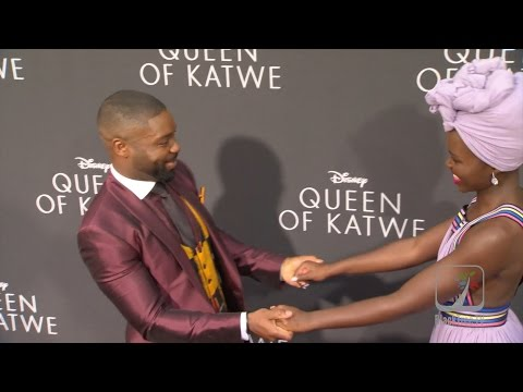 QUEEN OF KATWE - Hollywood Premiere